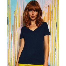 V-Neck T-Shirt Women - TW045