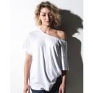 Kate - Viscose-Cotton Fashion Boxy T-Shirt