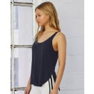 Women's Flowy Side Slit Tank