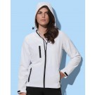 Women`s Active Softest Shell Hooded Jacket