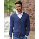 Men`s V-Neck Knitted Cardigan