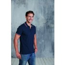 Men's Short Sleeve Polo Shirt Kariban