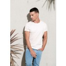 MEN'S ORGANIC COTTON CREW NECK T-SHIRT