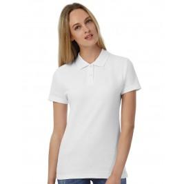 Ladies' Piqué Polo Shirt - PWI11