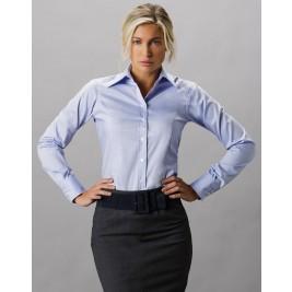 Women's Corporate Oxford Shirt LS