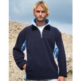 Tech3 Sport Fleece 1/4 Zip Sweater