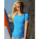 Fitness Women's Shiny Marl T-Shirt