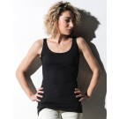 Mia - Women's Organic Fitted Longtop