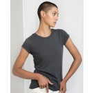 Women's Roll Sleeve T