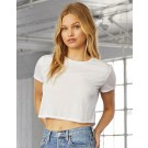 Women`s Flowy Cropped Tee