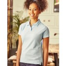 Ladies Polo Poly-Cotton Blend
