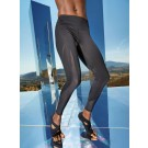 WOMEN'S MESH TECH PANEL LEGGINGS FULL-LENGTH